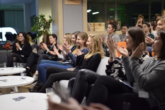 Schibsted Tech Polska organizes front-end workshops for women on International Women´s Day