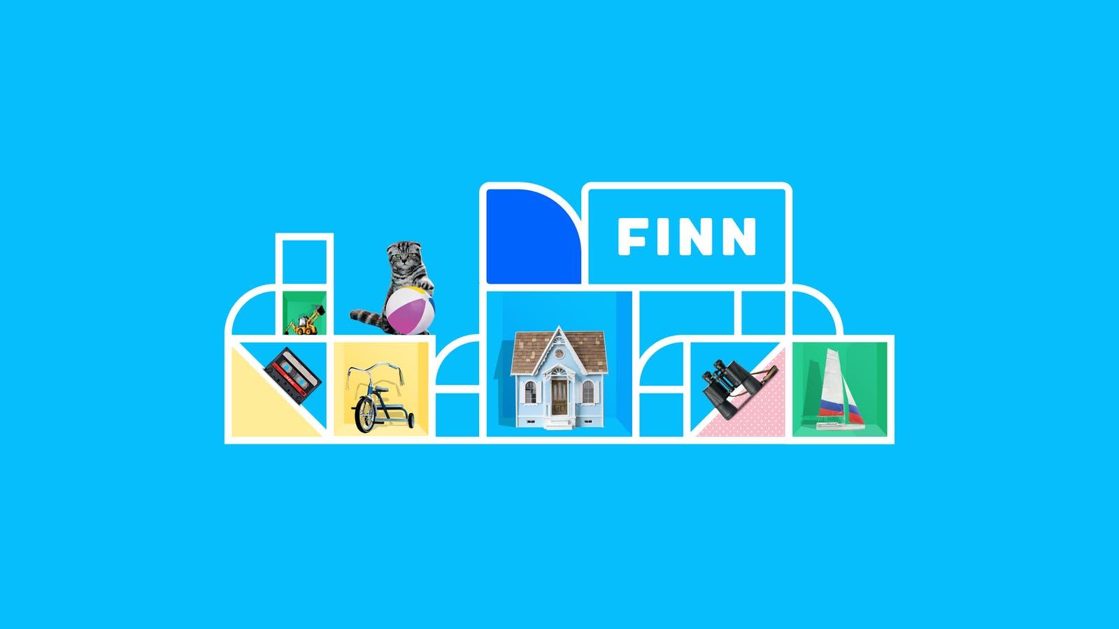 Meet FINN.no - Norways biggest online marketplace