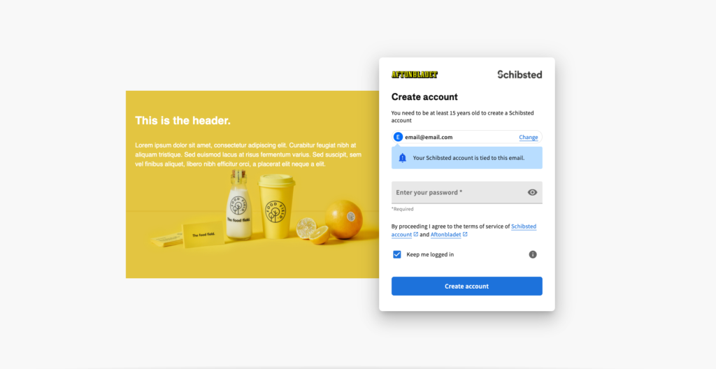 identity-schibsted